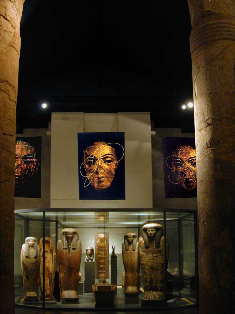 Referenzen - Ägyptisches Museum Berlin