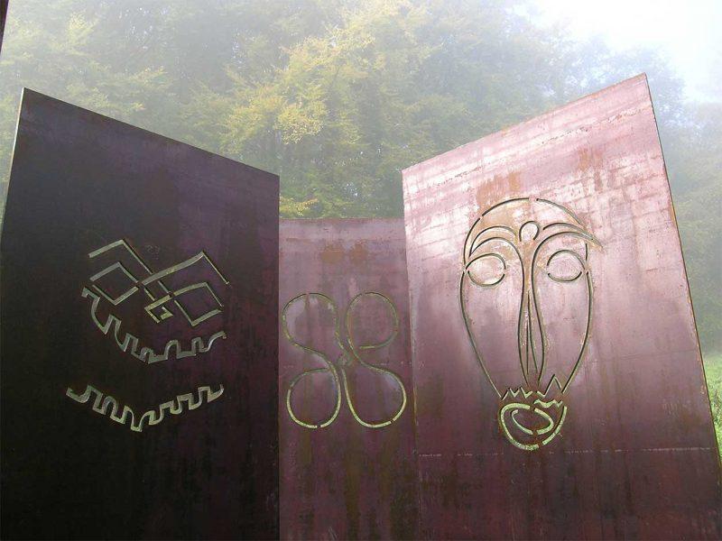 Referenzen - Künstler Nekropole Kassel