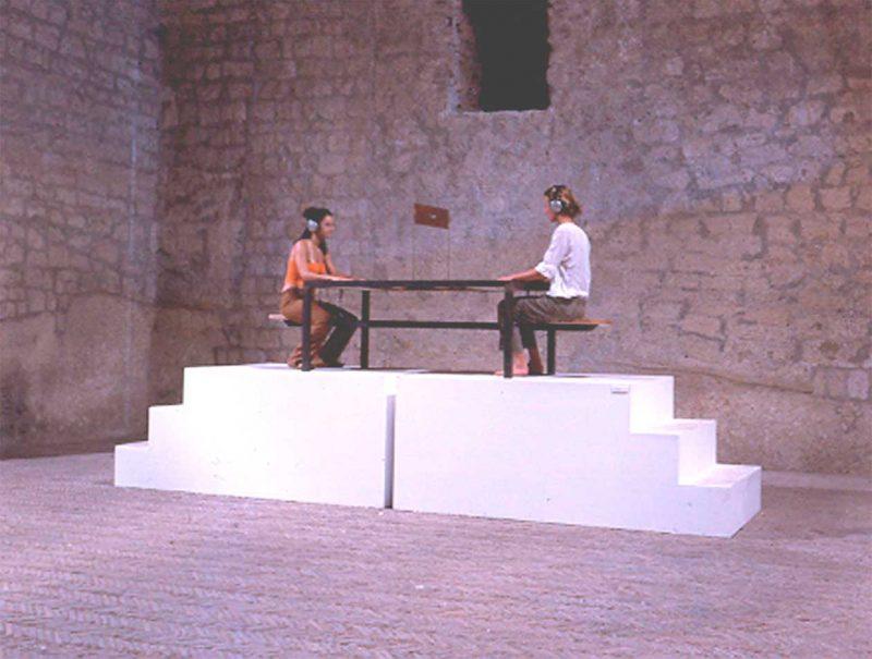 Referenzen - Tool of Telepathy Castel Sant Elmo Napoli 2003