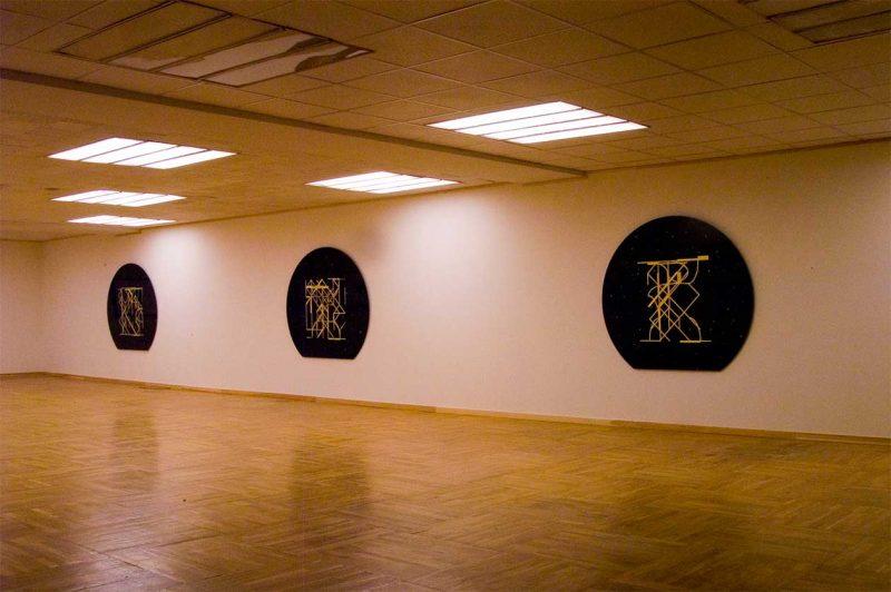 Referenzen - Tretjakov Museum Moskau 2005